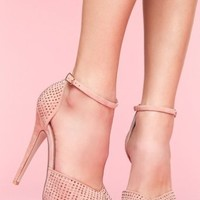 Midler Platform Pump at Nasty Gal