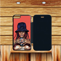 Rihanna LUI iPhone 6S|6S Plus Flip Case  Sintawaty.com