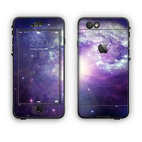 The Bright Open Universe Apple iPhone 6 Plus LifeProof Nuud Case Skin Set