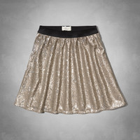 Jessica Sequin Skirt
