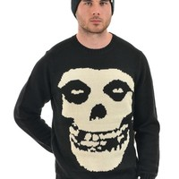 Iron Fist Black Misfits Crimson Sweater | Iron Fist | FreestyleXtreme Australia