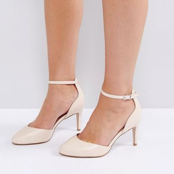 ASOS SWALLOW Wide Fit Heels at asos.com