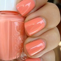 essie nail polish  -  haute as hello