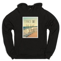 The truth-Unisex Black Hoodie