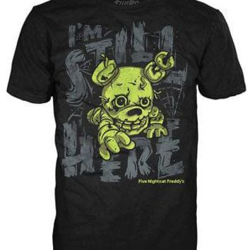 Funko Pop Tees: Five Nights At Freddy's - Spring Trap (Youth X-Small)
