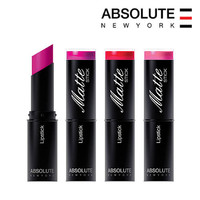 Absolute New York Matte Lipstick