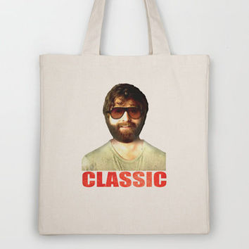 ALAN - The Hangover Tote Bag by John Medbury (LAZY J Studios) | Society6