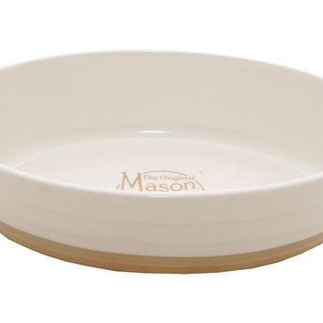 Heritage Oval Dishes, White, Set of 2, Bakers & Casseroles