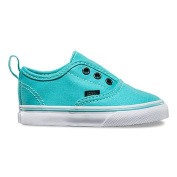Toddlers Glitter Eyelets Authentic V | Shop Toddler Shoes at Vans