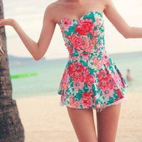 beach, cool, cute. day, dress - inspiring picture on Favim.com