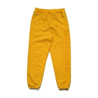BXR TONAL SWEATS: YELLOW