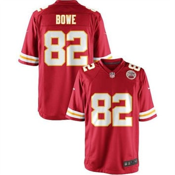Dwayne Bowe Kansas City Chiefs Nike Youth Team Color Game Jersey - Red - http://www.shareasale.com/m-pr.cfm?merchantID=40295&userID=1042934&productID=536894404
