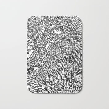 Aimless Bath Mat by duckyb