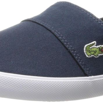 Lacoste Men's Marice Bl 2 Casual Shoe Fashion Sneaker Blue 10.5 D(M) US '