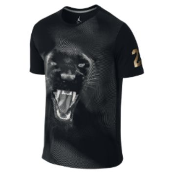 Jordan AJ Phantom Panther Dri-FIT Men's T-Shirt, by Nike