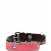 CLASSIC SKIPJACK CANVAS BELT