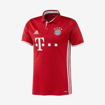 Bayern Munich 2016-17 Youth Home Jersey