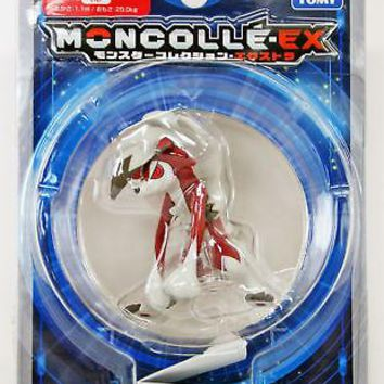 Takara Tomy Pokemon Moon EX Moncolle Lycanroc Midnight Form Action Figure USA