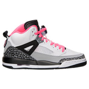 Girls' Grade School Jordan Spizike Basketball Shoes