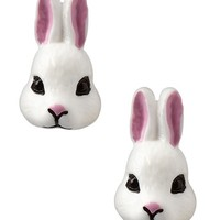 Bunny Clip-on Earrings