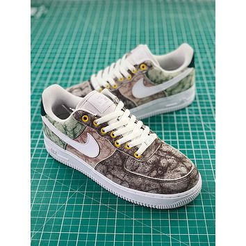 Nike WMNS Air Force 1 07 LXX Summit White / Summit White-Oil Grey Sport Shoes