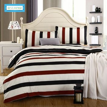 BEST.WENSD Winter 4PCS Bedding Set Super King Size Bedding-set Bed Sets Quilt Wedding Pillow Cover Housse De Couette