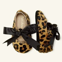 Briley Haircalf Slipper