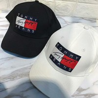 One-nice™ Tommy Hilfiger Embroidered Baseball Cap Hat