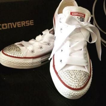 Best Sparkle Converse Products on Wanelo b80bf3736