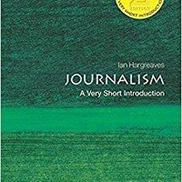 Journalism Very Short Introductions 2
