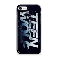 Teen Wolf logo 2 iPhone 7 | iPhone 7 Plus Case