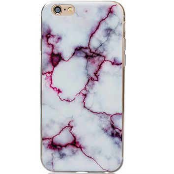 Marble creative case for Iphone 5S 6 6S Plus