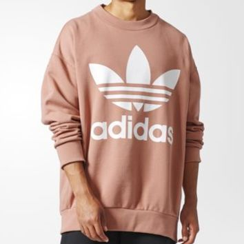 Trendsetter  Adidas  Couple  Fashion Casual Top Sweater