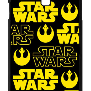 Star Wars Rebel Logo Samsung Galaxy S4 Cases - Hard Plastic, Rubber Case