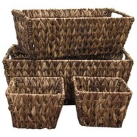 Brown Rush Baskets | Shop Hobby Lobby