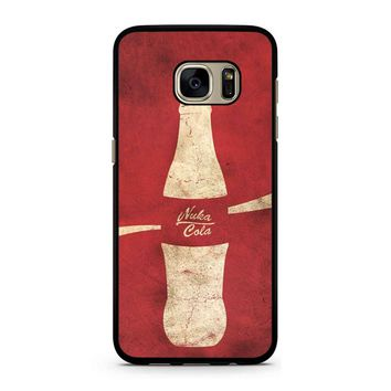 Fallout 4 Inspired Nuka Cola Samsung Galaxy S7 Case