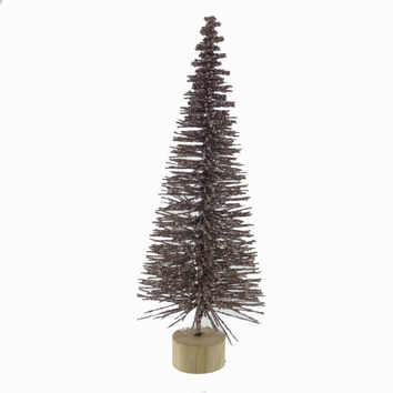 Christmas Copper/Silver Table Tree Christmas Decor