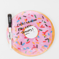 Urban Outfitters - Donut Wipe-Off Board