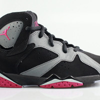 Air Jordan Pre-School Kid's 7 VII Retro PS Sport Fuchsia