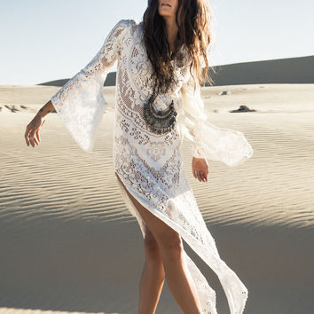 The Fleetwood Maxi Dress - Vintage Lace | Spell & the Gypsy Collective