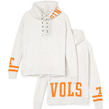 University of Tennessee Cowl-neck Pullover - PINK - Victoria's Secret