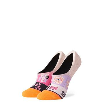 Stance - WOMEN'S NEW SLANG INVISIBLE- ORANGE