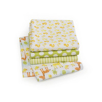 Carter's 4-Pack Recieving Blankets - Duck