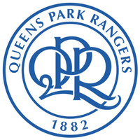 QPR Team Crest Iron on Screen Print fabric Machine Washable patch The Hoops | eBay