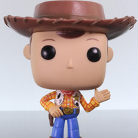 Funko Pop Disney Pixar, Toy Story, Woody #168