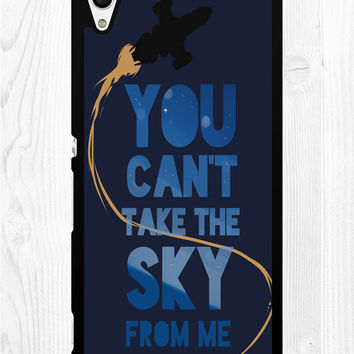 You Can't Take The Sky From Me Sony Experia Z4 Case