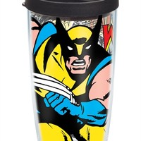 Wolverine - Classic Wrap with Lid | 16oz Tumbler | Tervis®