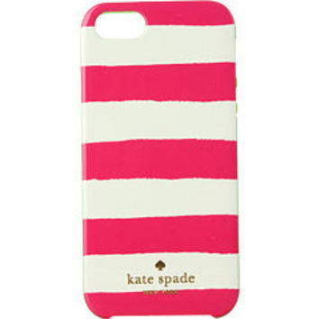 Kate Spade New York Colorblock Stripe Case for iPhone® 5