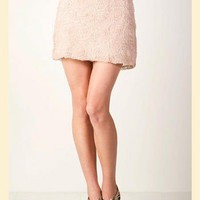 Rosie Slim Lined Skirt