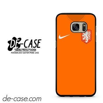 Holland Soccer Jersey DEAL-5317 Samsung Phonecase Cover For Samsung Galaxy S7 / S7 Edg